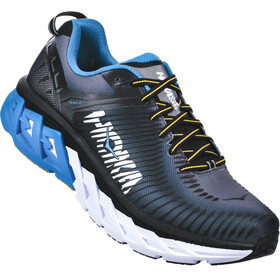 Hoka One One M's Arahi 2 Running Shoes Black/Charcoal Gray